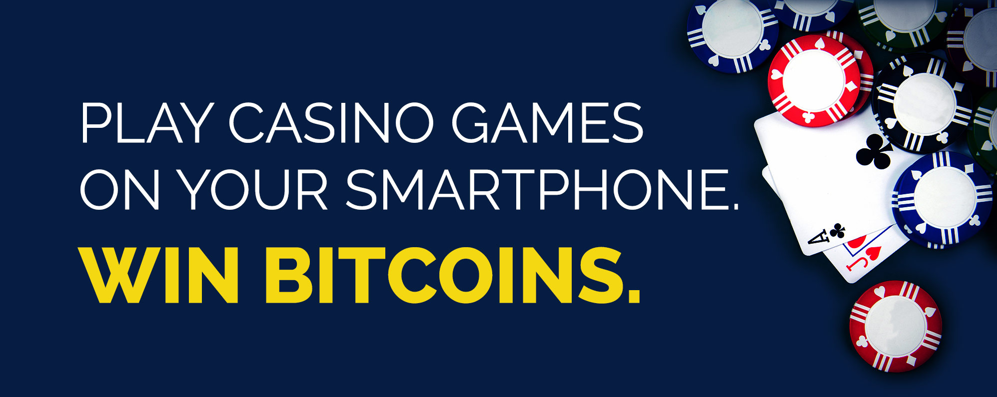 Win bitcoins