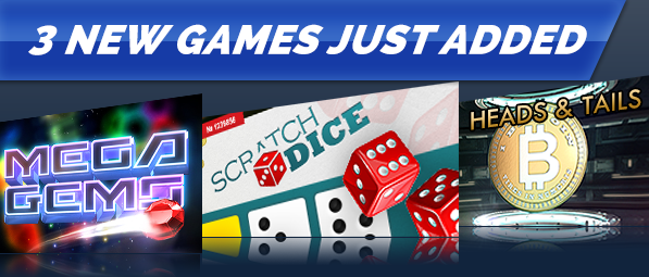 New Games at BetChain