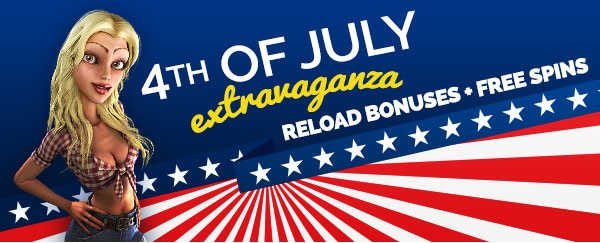 4th of July at BetChain