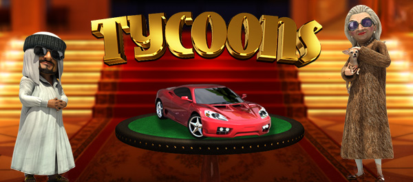 Tycoons Plus Slot
