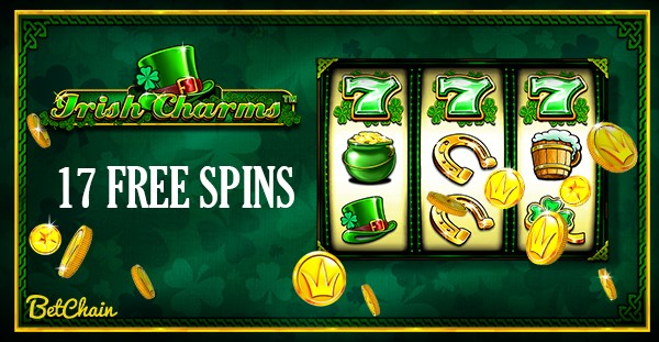Free Spins on St Patrick's Day